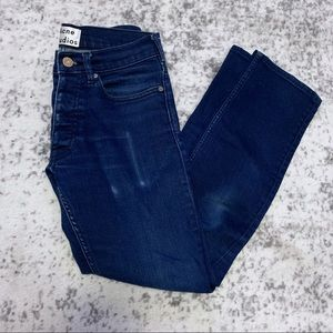 Acne studios Button fly denim jeans Size 28/32